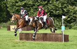 Axe Vale Hunter Trial at Bicton Arena 20/09/2015