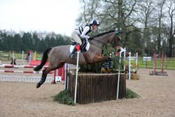 Bicton BE Arena Eventing 24-01-2016