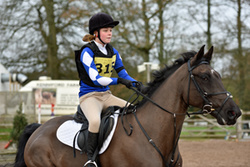 BE Arena Eventing at Bicton 08-01-17